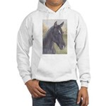 Black Horse Hooded Sweatshirt