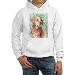 Golden Hooded Sweatshirt