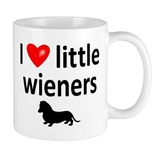 Love Little Wieners Mug
