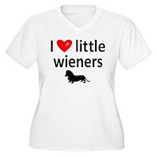 Love Little Wieners T-Shirt