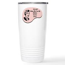 Athletic Trainer Voice Travel Mug