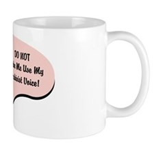 Archivist Voice Small Mug