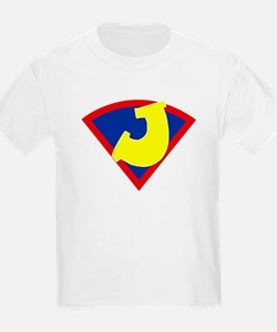 Super J Kids T-Shirt