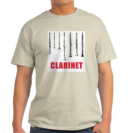 Clarinet Light T-Shirt