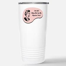 Adjustor Voice Travel Mug