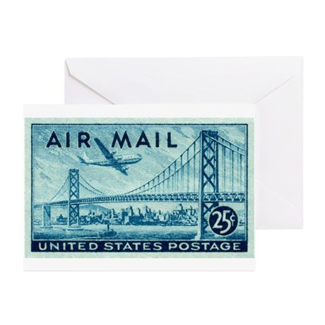 stamp57 Greeting Cards