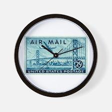 Cute Post office Wall Clock