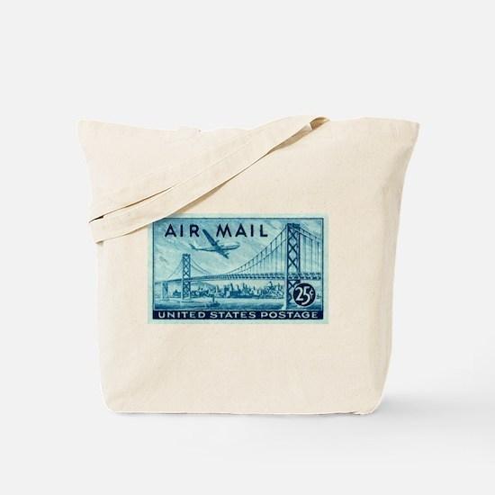 Cute Philatelic Tote Bag