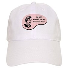 Accountant Voice Baseball Cap