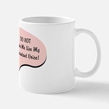Accountant Voice Small Mugs