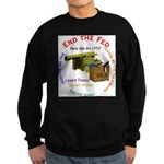 End the Fed Sweatshirt (dark)