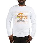 Levelheaded Libra Long Sleeve T-Shirt