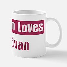 Mom Loves Ewan Mug