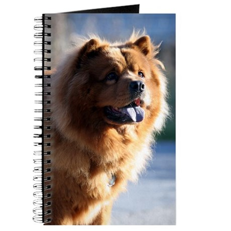 Smiley Chow Journal