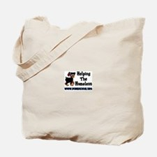 Funny Doberman rescue Tote Bag