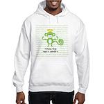Virtuous Virgo Hooded Sweatshirt
