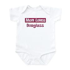 Mom Loves Douglass Infant Bodysuit