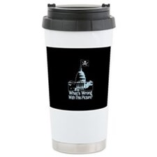 What's Wrong With This Pictur Thermos Mug