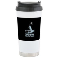 What's Wrong With This Pictur Travel Mug