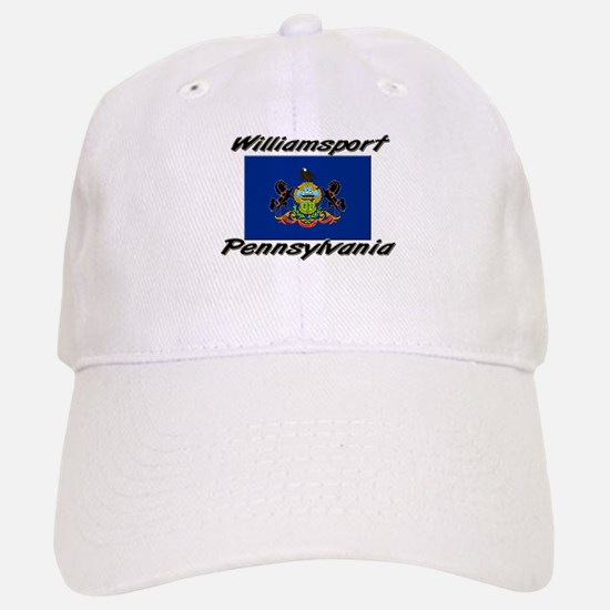 Williamsport Pennsylvania Baseball Baseball Cap
