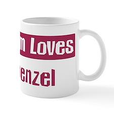 Mom Loves Denzel Mug