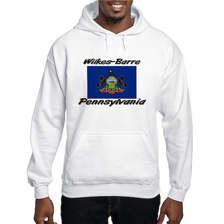 Wilkes-Barre Pennsylvania Hooded Sweatshirt