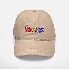 Meteorologist Baseball Baseball Cap