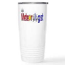 Meteorologist Travel Mug