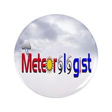 "Meteorologist 3.5"" Button"