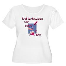Nail Technicians T-Shirt