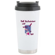Nail Technicians Travel Mug