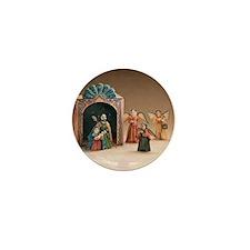 Cute Nativity Mini Button (10 pack)