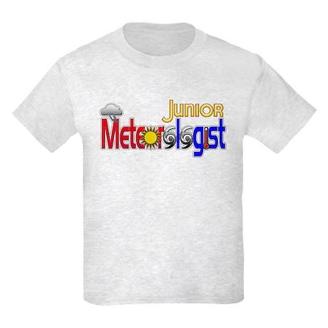 Junior Meteorologist Kids Light T-Shirt