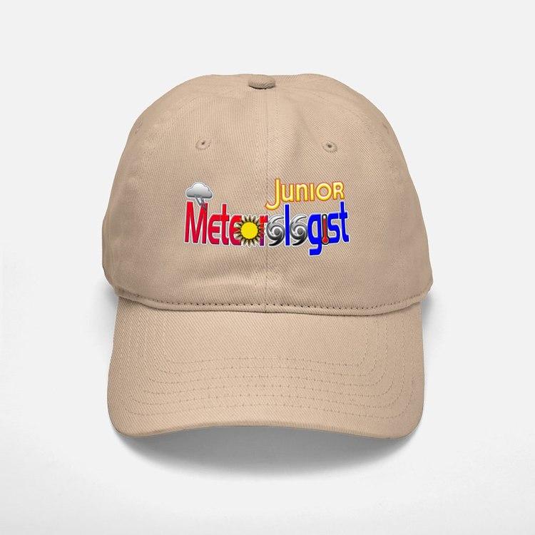 Junior Meteorologist Baseball Baseball Cap