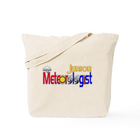Junior Meteorologist Tote Bag