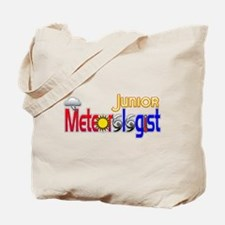 Junior Meteorologist Tote Bag