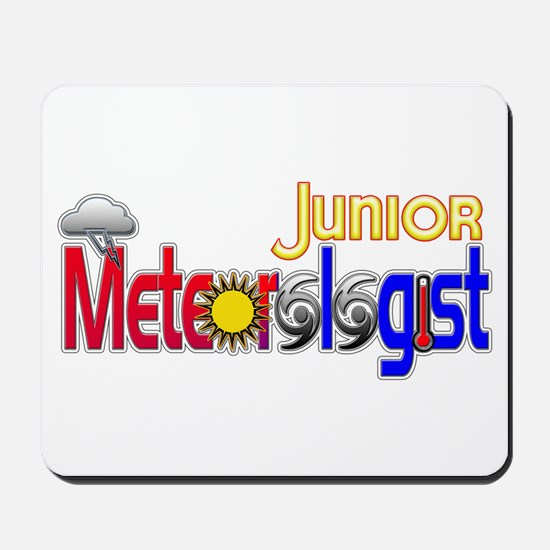 Junior Meteorologist Mousepad