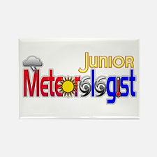 Junior Meteorologist Rectangle Magnet