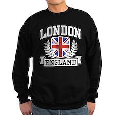 London England Jumper Sweater