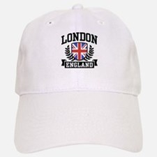 London England Baseball Baseball Cap