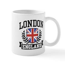 London England Small Mug