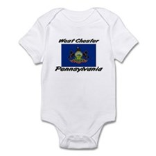 West Chester Pennsylvania Infant Bodysuit