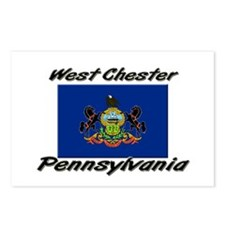 West Chester Pennsylvania Postcards (Package of 8)