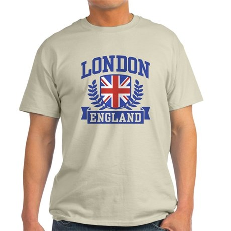 London England Light T-Shirt