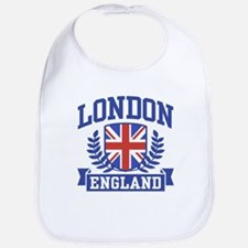 London England Bib