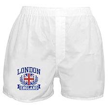 London England Boxer Shorts