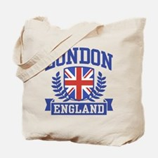 London England Tote Bag