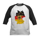 German Baseball Jersey