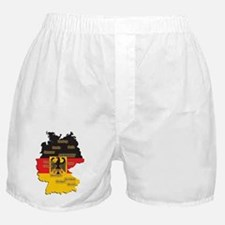 Germany Map Boxer Shorts