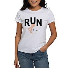Runner Graphic, Tee
